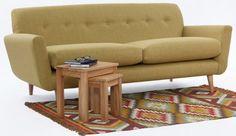 Emilio midcentury-style seating range at Sabichi