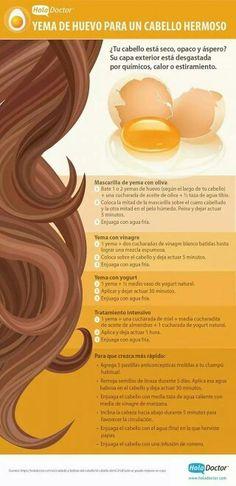 Tratamiento capilar para hidratar tu cabellera.