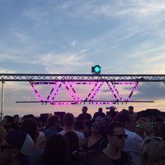 Sunset party #DayParty #UtoKulm #Zurich #Switzerland #Techno #GoodLife