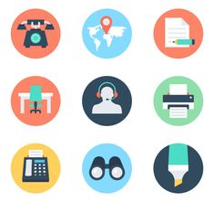 Choose among packs of free vector icons Vector Icons, Vector Free, Search Icon, Business Icon, Edit Icon, Icon Pack, Icon Font, Teamwork, Website Template