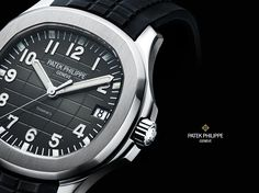 Patek Philippe Aquanaut men's watch in stainless steel, automatic movement. | Tiffany & Co.