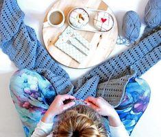 Schal Häkeln Einfache Häkelanleitung Für Einen Schal Handarbeit