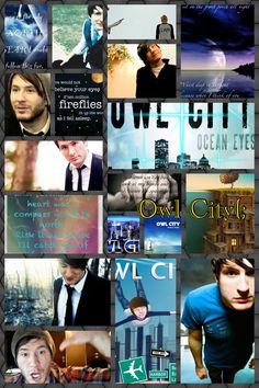 Owl city ;)