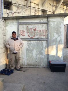 Former resident Elvin Willie - 45 years after the Occupation (11/27/14)