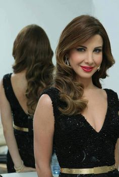 When millions people watch you every week you have to look at your best. Nancy Ajram did that with outfits on Arab Idol. Nancy Ajram, Arab Celebrities, Celebs, Arabian Beauty, Natural Makeup Looks, Girls World, Pretty Hairstyles, Hair Makeup, Sexy