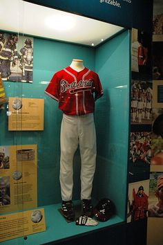 "#Braves jersey in ""Reflections of Culture"""