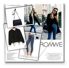 """Bez naslova #81"" by ermina-camdzic ❤ liked on Polyvore featuring romwe"