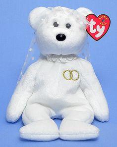 Mrs. - Bear - Ty Beanie Babies