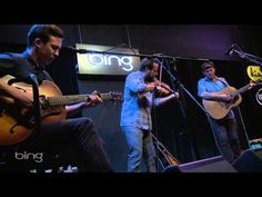 Gregory Alan Isakov - Amsterdam (Bing Lounge) - YouTube