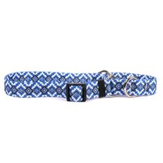 Yellow Dog Design Aztec Blue Martingale Dog Collar * Check this awesome product by going to the link at the image. (This is an affiliate link and I receive a commission for the sales) #MyCat