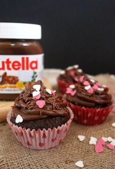 Chocolate Nutella Cu