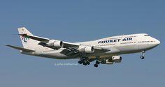 HS-VAN PHUKET AIR 747-300