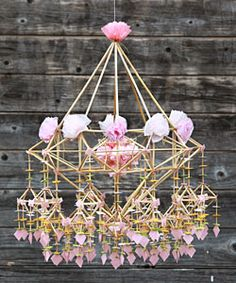 it's a heart heart season: Straw mobiles Straw Projects, Straw Crafts, Diy Projects To Try, Mobiles, Easy Crafts, Diy And Crafts, Paper Chandelier, Chandelier Ideas, Polish Holidays