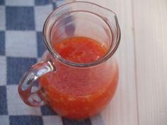 pittige chilisaus