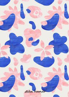 ATELIER HIRUNDO / illustration&SurfacePattern / atelierhirundo.com #pattern…