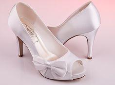 Joy Bridal Shoes – Claudine