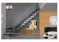 Masculine & modern foyer design