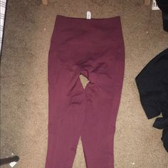 NWT lululemon zone in tight pants Ebb and flow pants material, need to go back and see the actual product name. NEW WITH TAGS! lululemon athletica Pants Leggings