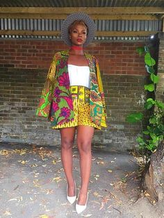a35ad31e367 26 best Ethnic prints images | African prints, African fashion ...