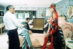 Scorsese, De Niro and Sharon Stone - Casino