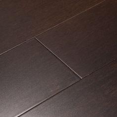 Cali Bamboo Fossilized 5-in Coffee Bamboo Hardwood Flooring (25.88-sq ft)