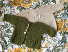 Forest pattern by Lavendel's Knits | Baby cardigan, Knitting