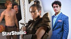 Enrique Gil wows with his on-screen looks—which one is your fave? Drama Film, Drama Series, Film Seven, Enrique Gil, Liza Soberano, Rugged Look, Which One Are You, Man Bun