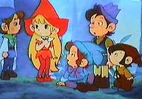 The Littl Bits, another obscure cartoon I loved.