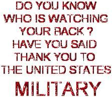Support our Veterans and Military!