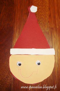 askartelua: joulu, tonttu  http://ipanaaskartelua.blogspot.fi/2011/12/tonttu.html