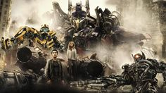 Transformers Wallpapers HD collage 1920x1080.