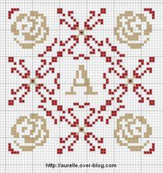 Biscom x-stitch