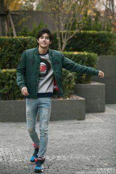 This domain may be for sale! Cute Asian Guys, Cute Korean, Asian Boys, Cute Guys, Asian Men Fashion, Korean Street Fashion, Fashion Blogs, Boho Fashion, Fashion Online