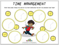 What are some things you can do to start improving the way you manage your time? #timemanagement #mylemarks