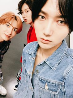 Leeteuk, Heechul and Yesung//Super Junior Eunhyuk, Donghae, Kim Heechul, Siwon, Super Junior イトゥク, Super Junior Leeteuk, K Pop, Programa Musical, Last Man Standing