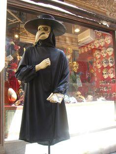 London Plague Costume (1665 Plague)
