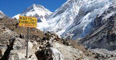 Voita matka Mount Everestin base campiin!