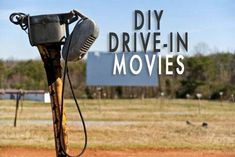DIY Drive-In Movies   Shoestring