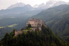 Hohenwerfen Castle, Austria | 29 Gorgeous Castles From Around The World