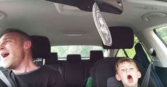 This Father And Son Belt Out A Frank Sinatra Song And It's Absolutely Heartwarming Read more at http://www.metaspoon.com/shadow-and-me-sinatra-car-duet/?cat=parenting#rVI8Av70mKAcL7zR.99
