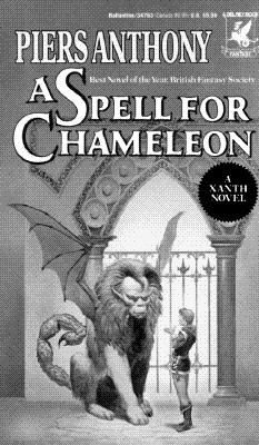 The Magic of Xanth series by Piers Anthony