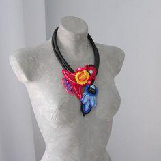 Blog o biżuterii autorskiej, biżuterii sutasz / soutache, biżuterii ślubnej dodatkach ślubnych.