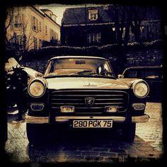 Peugeot  404  great car