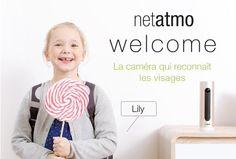 Focus sur la caméra Netatmo Welcome