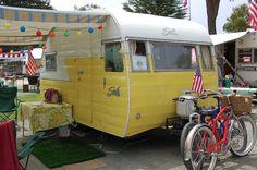 1959 Shasta Deluxe Model Vintage Campers Pinterest