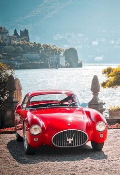 All Things Stylish: Maserati Sports Car