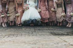 bridesmaids - wedding photography jessica kobeissi photography