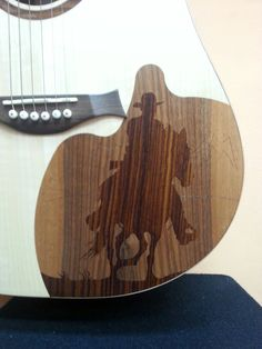 Wild West Acoustic Guitar at MusicDepo.ro