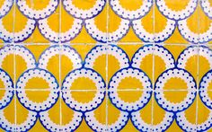 Lisbon 2012 by Bless Ltd, Handmade tiles can be colour coordinated and customized re. shape, texture, pattern, etc. by ceramic design studios