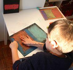 MadreCreativa: Sulle tracce di...Mark Rothko Mark Rothko